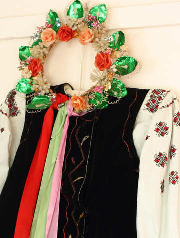 Ukrainian festive clothes №23508