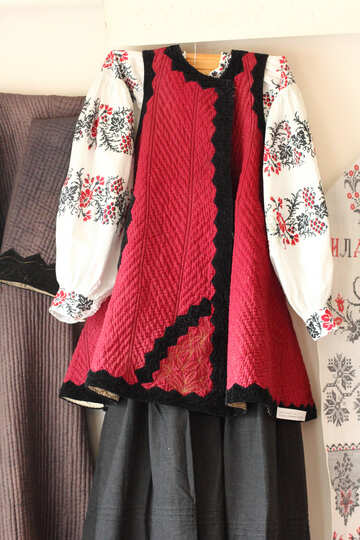 Ukrainian national clothes №23511