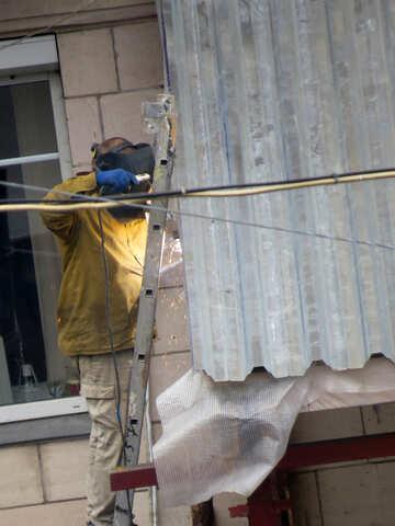 Man weld metal №23200