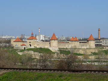 Bender-Festung №23643