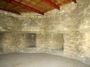 Interior of an ancient fortress №23628