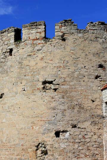 Ruined Castle №23744