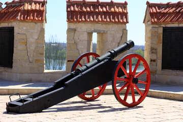 Fortress artillery №23692