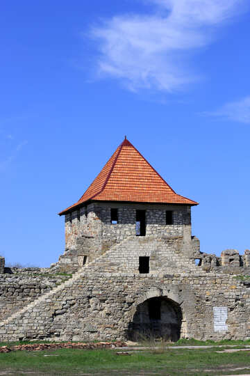 The restoration of the fortress №23755