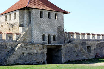 The restoration of the fortress №23825
