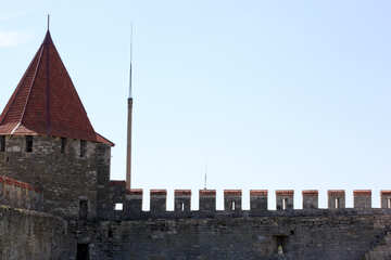 Restoration of the fortress №23840