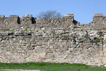 Fortress Wall №23837