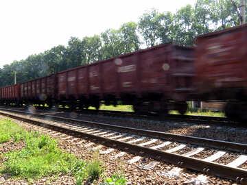 Schienengüterverkehr №23002