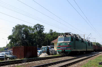 Freight train №23004