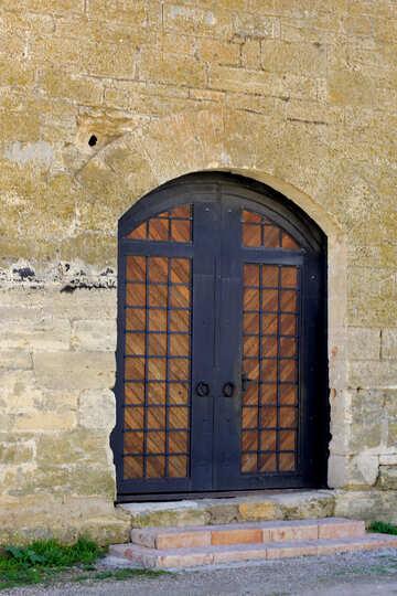 Старинные ворота №23745