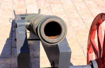 Gun barrel №23716