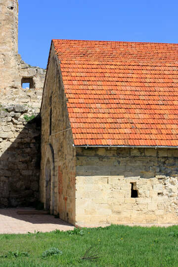 Simple historical architecture №23792