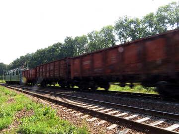 Cargo transportation by rail №23003