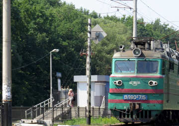Locomotiva №23005