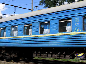 Ferrovie ucraine №23025