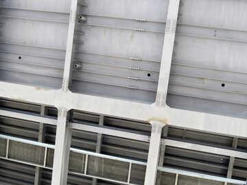 Металлические конструкции моста №23252