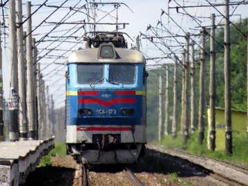 Arriva il treno №23027