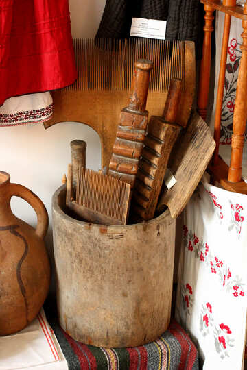 Antique household items №23502