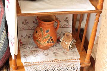 Ukrainian folk utensils №23498