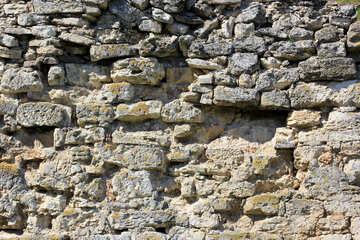 Ancient wall. №23769