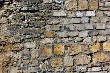 Muratura in pietra vecchia №23802