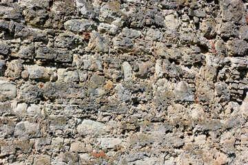 Texture di vecchio muro №23793