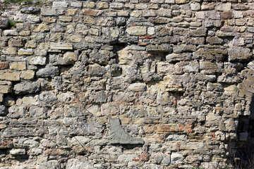 Texture di vecchio muro №23811