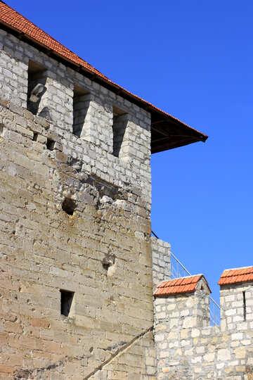 Restoration of the ruins №23728