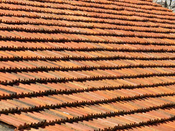 Roof tiles №23636