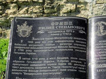 La costituzione dell`Ucraina cosacco №23587