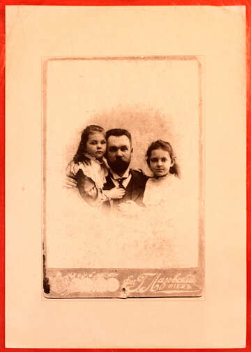 Artist Pymonenko and children №23496