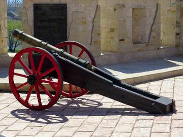 Monument gun №23593