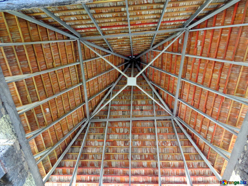 The construction dome roof №23619