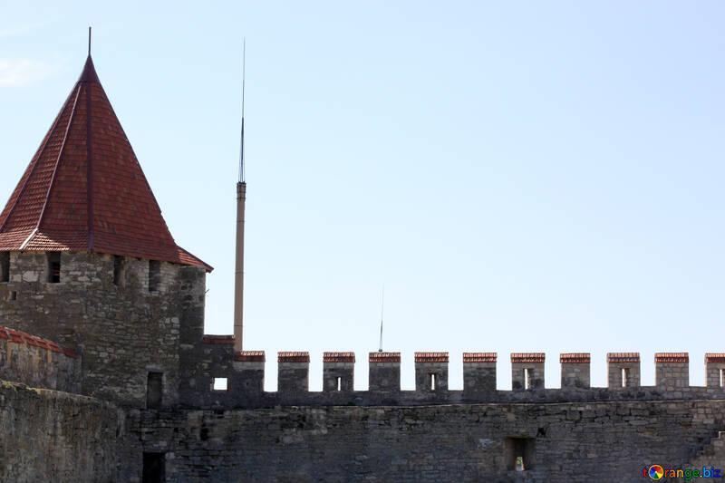 Restauración de la fortaleza №23840