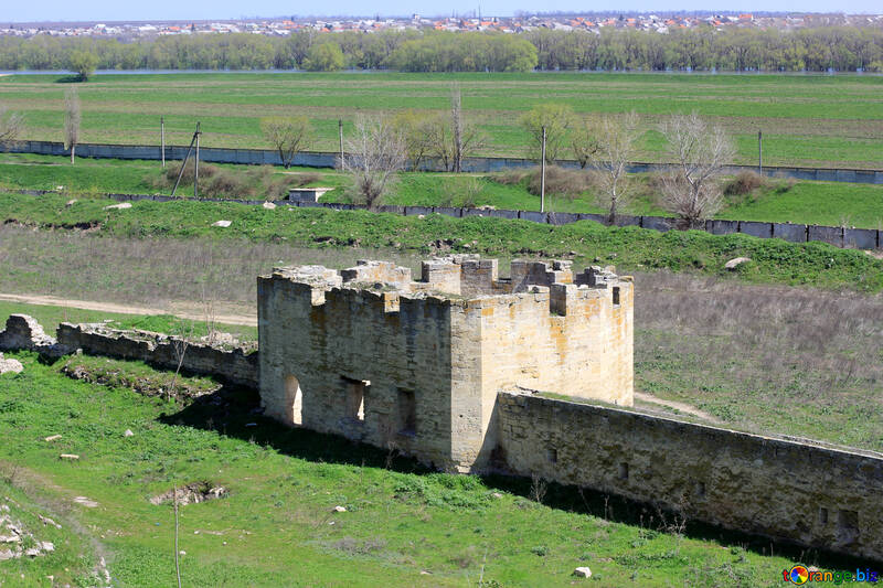 Las ruinas del castillo №23688