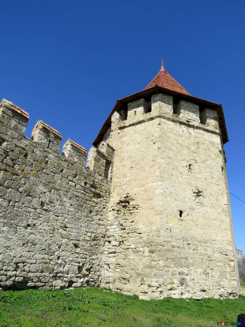 Tower of old fortress №23577