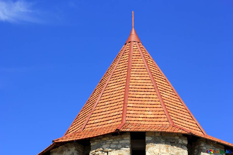Il tetto della torre №23718