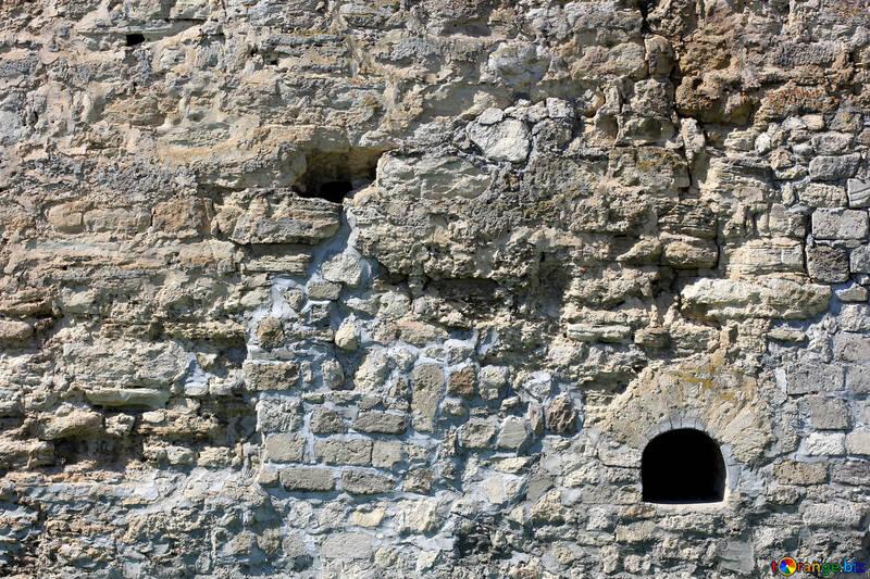 Muro antico castello.Trama. №23675
