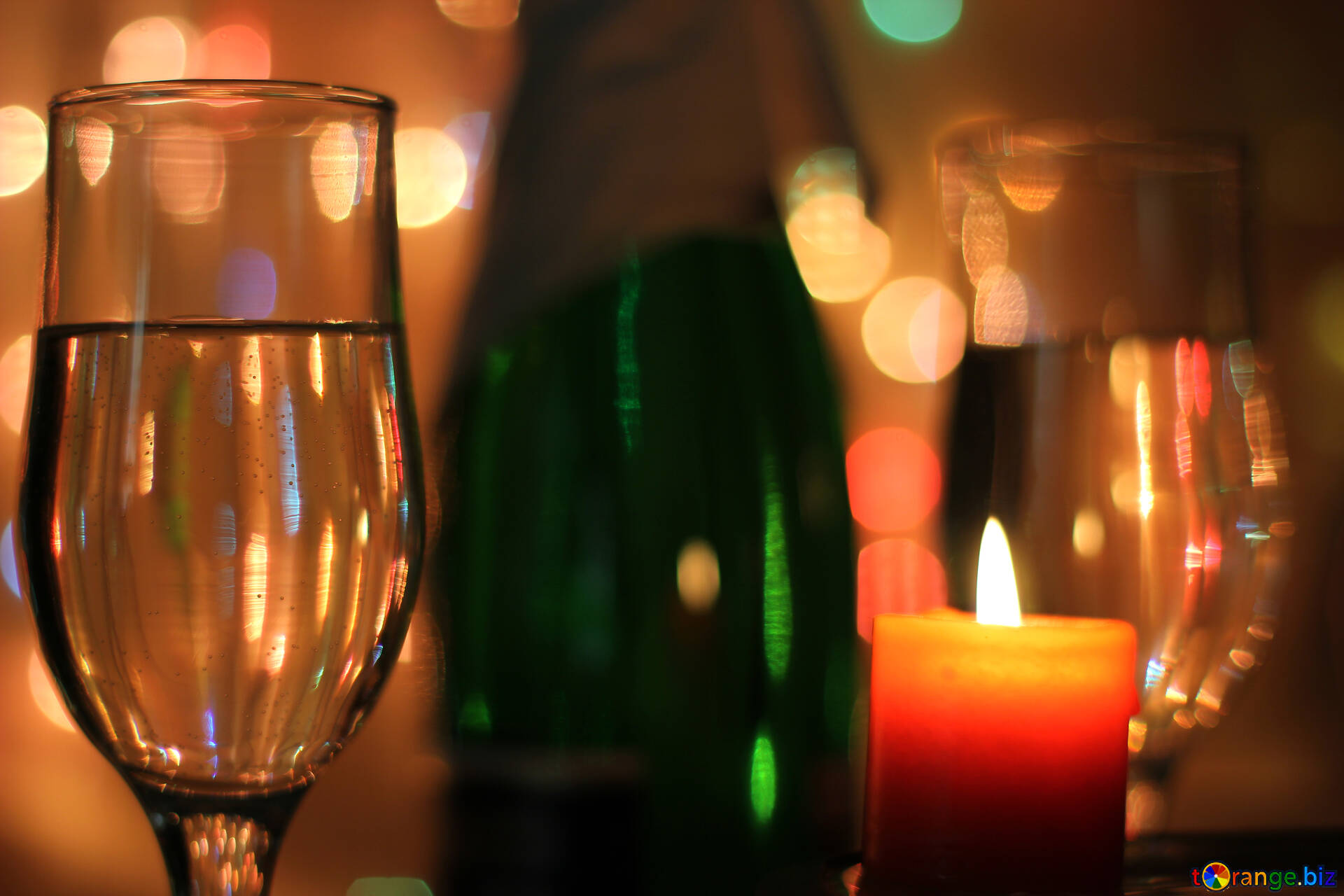 Брату, картинки вечер с шампанским
