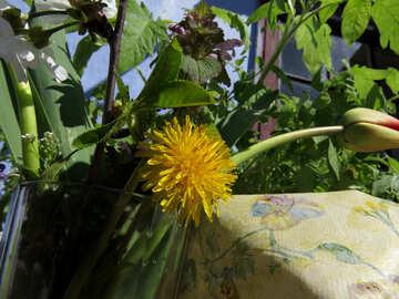 Children`s spring bouquet №24078