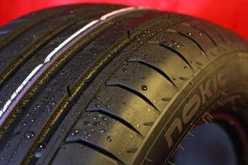 Car tires for rain №24100