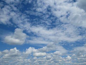 Clouds №24724