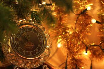 Новогодняя полночь №24567