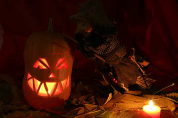 Image horrors on Halloween №24340
