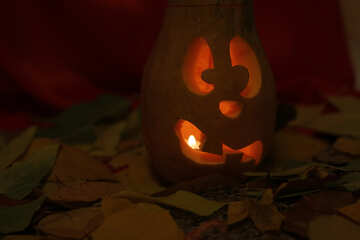 Light bulb image for halloween №24244