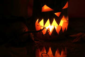 Postkarte an Halloween №24277