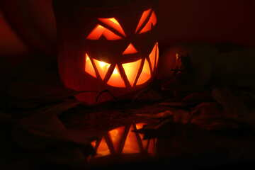 Scary halloween №24271
