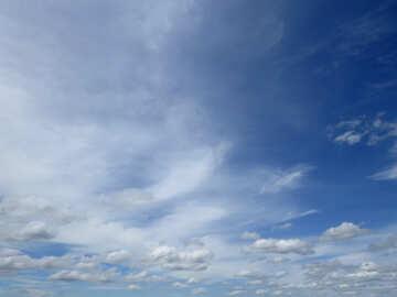 Nuvole nel cielo №24200