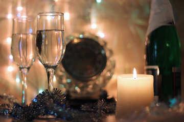 Christmas still life №24668
