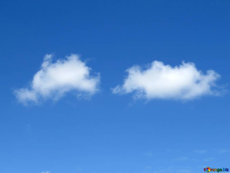 Due nuvole №24737